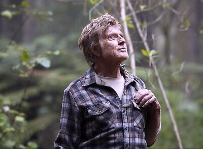 P1 ROBERT REDFORD FORMAT 20X27 CM PHOTO PETER ET ELLIOTT LE DRAGON