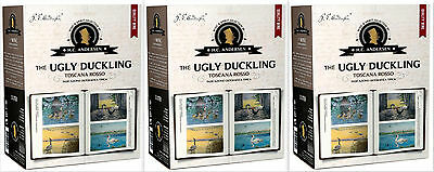 9L H.C. ANDERSEN THE UGLY DUCKLING TOSCANA ROSSO 14% 3x3L Bag in Box