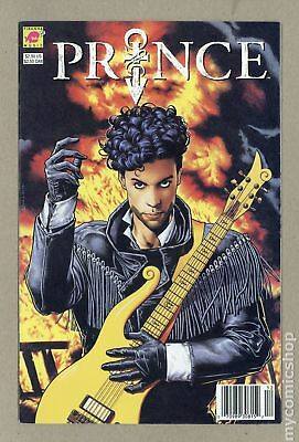 Prince Alter Ego #1, Printing 1N 1991 Newsstand Variant 1st Printing FN 6.0