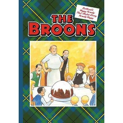 The Broons: Scotland's Happy Family That Makes Every Fa - Paperback NEW Thomson,