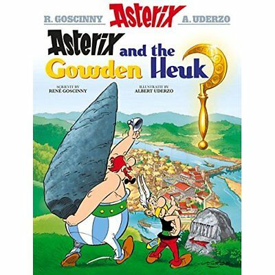 Asterix and the Gowden Heuk (Asterix Scots Language Edi - Paperback NEW Rene Gos