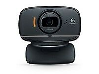 NEW! Logitech 960-000722 Webcam C525 Black