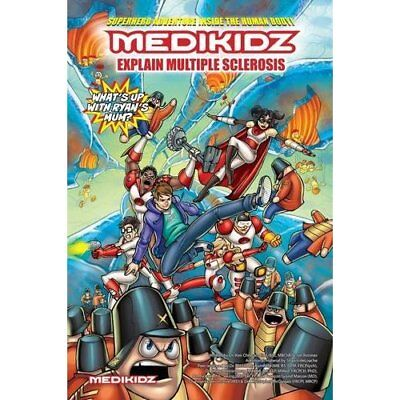 Whats Up With Sara Medikidz Explain Clinical Trials Paperback