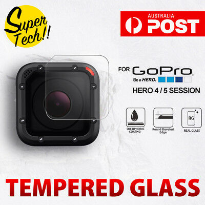 LCD Tempered Glass Screen Protector Protective for GoPro Hero 5 4 Session