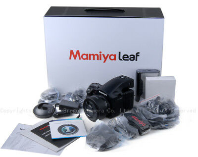 New Mamiya Leaf Credo 40 Digital Back 40 million pixels Mamiya mount DF+camera b