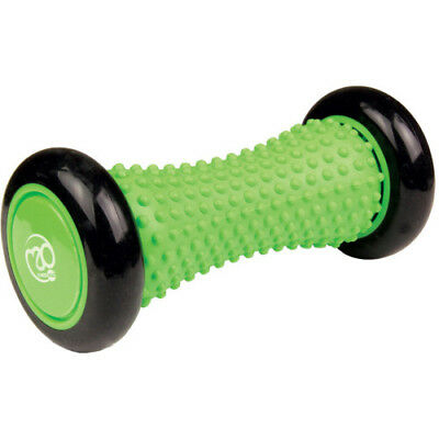 Fitness Mad Foot Roller Unisex Sports Recovery Massage Tool - Black Green