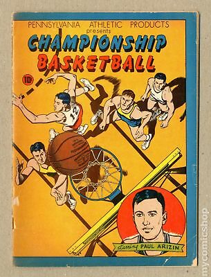 Championship Basketball #0 1956 GD 2.0