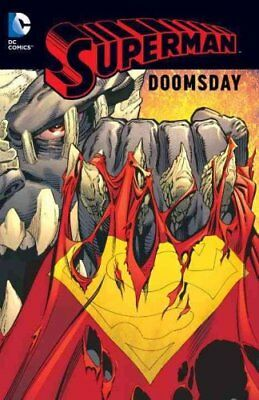 Superman Doomsday TP by Dan Jurgens 9781401266660 (Paperback, 2016)