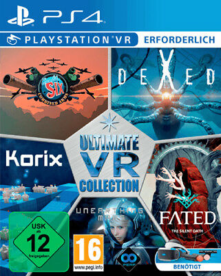 Ultimate VR Collection (VR-only)     PS4    Playstation 4   !!!!! NEU+OVP !!!!!