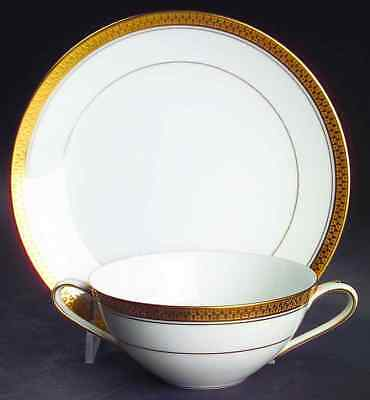 Noritake GOLDRIDGE Cream Soup & Saucer 6000306