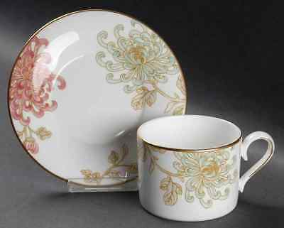 Lenox PAINTED CAMELLIA Cup & Saucer 8689502