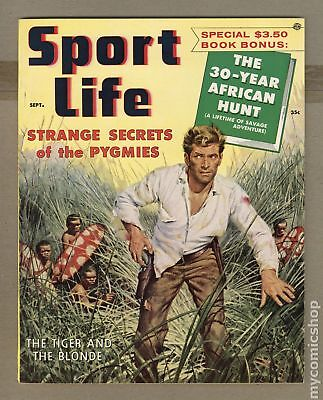 Sport Life Magazine (Official) #Vol. 3 #3 1956 FN+ 6.5