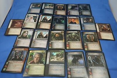 Lord of The Rings Trading Card Game.The return of the King Anthology