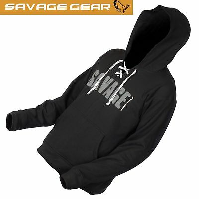 SAVAGE GEAR SIMPLY Savage Hoodie Pullover S by TACKLE DEALS