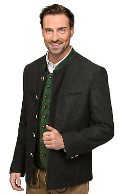 Stockerpoint Traditional Jacket Janker Loden Anthracite