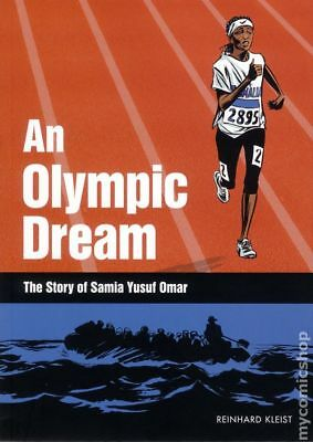 An Olympic Dream: The Story of Samia Yusuf Omar GN (SelfMadeHero) #1-1ST 2016 NM