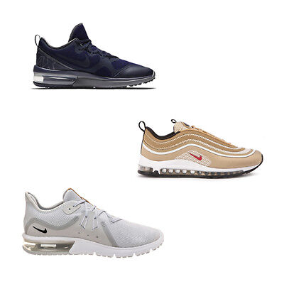 NIKE Air Max 97 SEQUENT 3 Fury 1 2017 Command Janoski Sneaker Nuovo