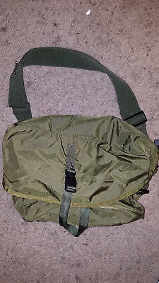 US Military Case Medical Instrument and Supply Bag Pouch Nylon Ambassadors Bag 6