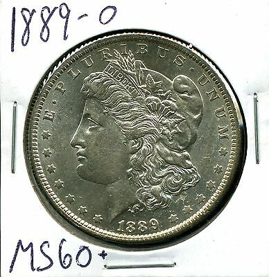 1889-O $1 Morgan Silver Dollar in Uncirculated Condition