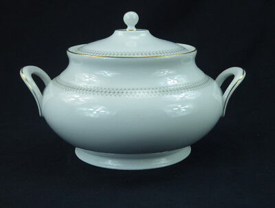 Hutschenreuther Classica Gold Soup Tureen Selb Bavaria 31501 Germany HUT2296