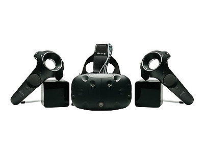 NEW! HP 2NC05AA HTC VIVE - Business Edition - virtual reality headset - portable