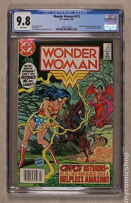 Wonder Woman (1st Series DC) #313 1984 CGC 9.8 1497131003