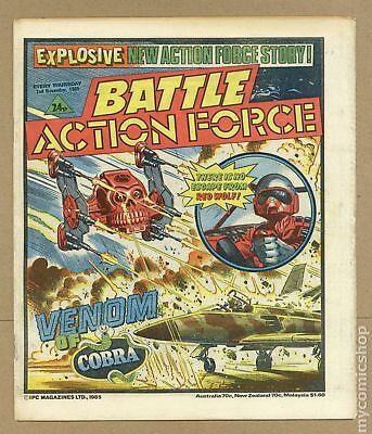 Battle Picture Weekly (UK) #851102 1985 VF- 7.5