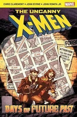 The Uncanny X-Men Days of Future Past by Chris Claremont 9781904419938
