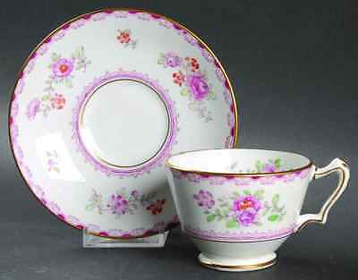 Crown Staffordshire A5782 Cup & Saucer 1952705
