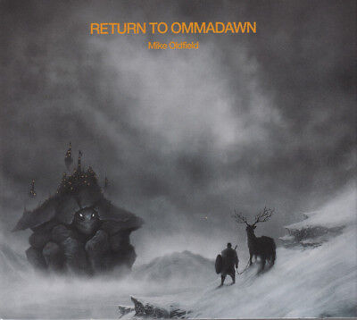 MIKE OLDFIELD Return To Ommadawn Deluxe Edition 2017 CD+DVD NEW/SEALED