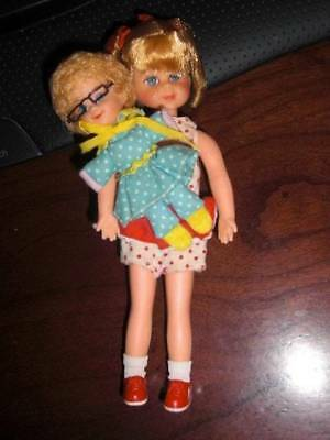 Mattel ~ Vintage 1967 Buffy & Mrs. Beasley Doll of Family Affair