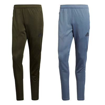 NEW Adidas Tiro 17 Mens Training Pants Climacool/Soccer 2 Colors Carbon OR Steel