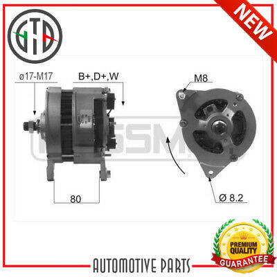 Alternatore Land Rover Discovery I Lj 3.5 4X4 154 22D 89 - 94 0120488211