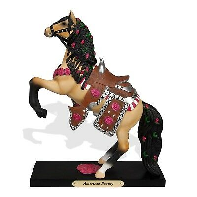 "Trail of Painted Ponies ""American Beauty""  1E/ 438"