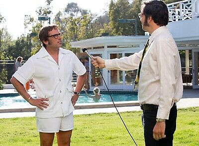 Photo  Battle Of The Sexes Steve Carell, Jessica Mcnamee Format 11X15 Cm #2