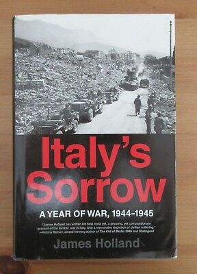 big ITALIAN CAMPAIGN BOOK 606 pages holland