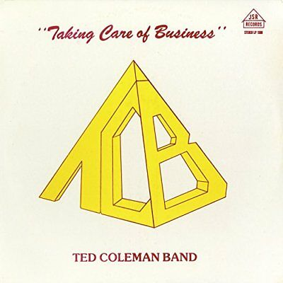 Ted Coleman Band - Taking Care Of Business Vinyl LP Bbe NEU