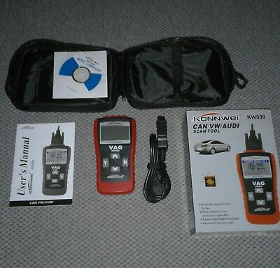 Konnwei K809 Diagnosetester VAG VW Audi