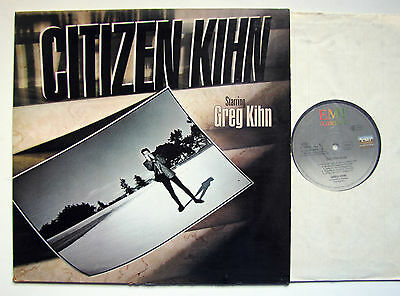 Greg Kihn - Citizen Kihn / Lp / De 1985 / Top