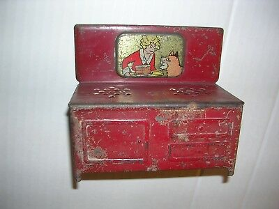 Vintage Orphan Annie Toy Stove