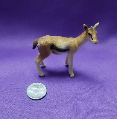 Schleich Animal Wildlife Gazelle # 14396 YFMR