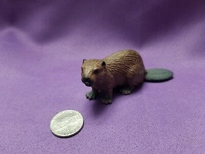 Schleich Animal Wildlife Beaver # 14245 YFMR