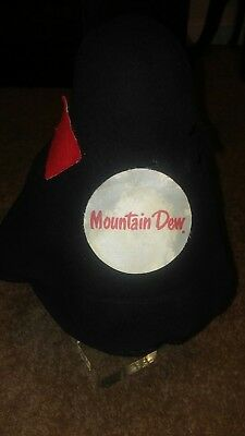 1960's Vintage  Mountain Dew Hillbilly Hat advertising