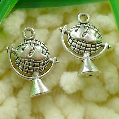 Free Ship 120 pieces tibet silver calculator charms 23x13mm #1920