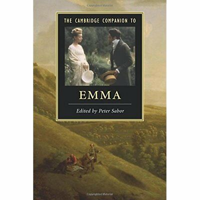 The Cambridge Companion to 'Emma' (Cambridge Companions - Paperback NEW Peter Sa