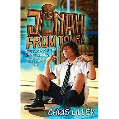 Jonah from Tonga - Paperback NEW Chris Lilley(Au 2014-11-01