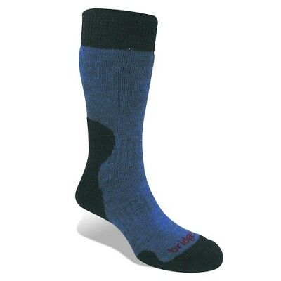 Bridgedale Merino Fusion Summit Womens Underwear Walking Socks - Storm All Sizes