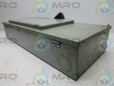Siemens F354 Enclosed Switch 200A *used*