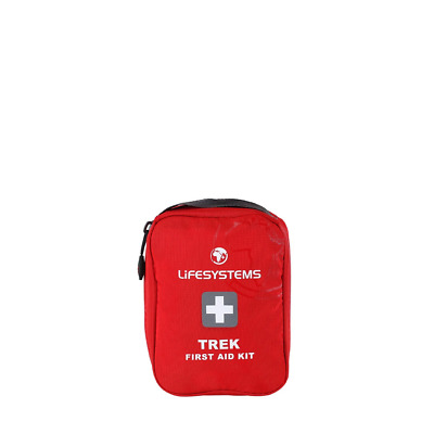 Lifesystems Trek Outdoor First Aid Kit 23 Items