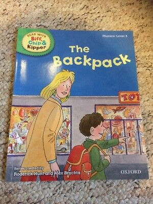 Oxford Reading Tree - Biff, Chip & Kipper - Level 3 - The Backpack